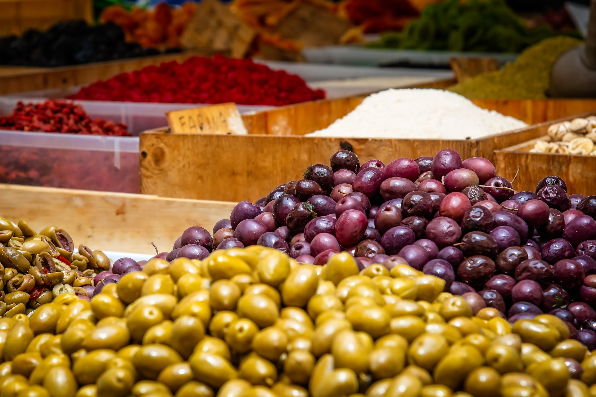 Mercati settimanali, in Puglia si riparte  da domani 18 maggio!