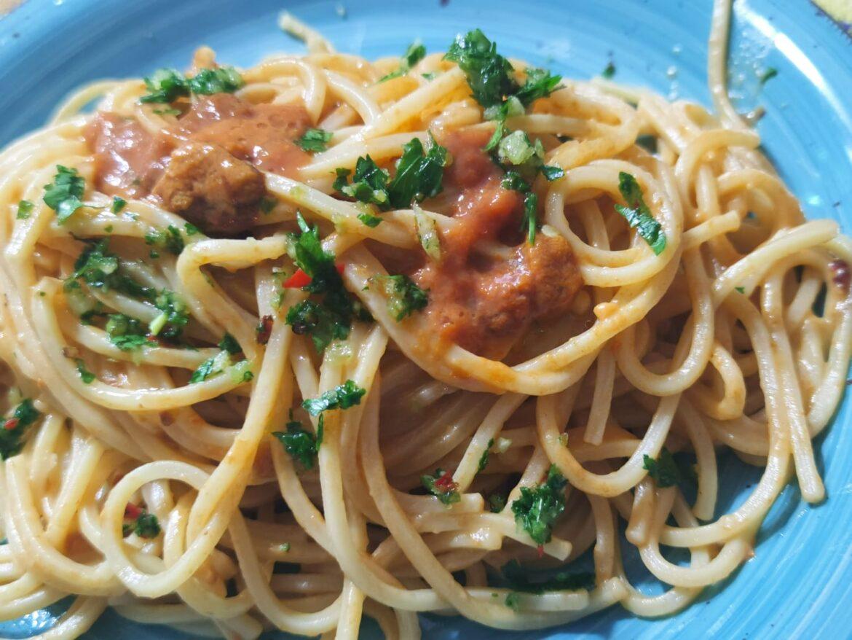Pasta con i ricci: la ricetta secondo Salento Gnam
